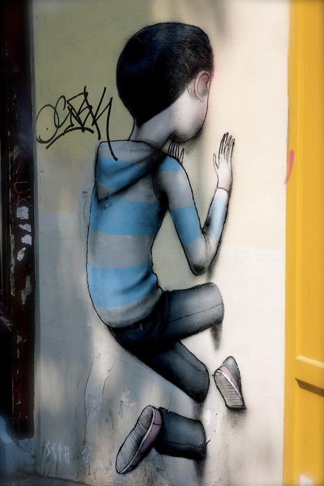 Seth - Paris by Jérôme Deiss | Photographies street-art | Scoop.it