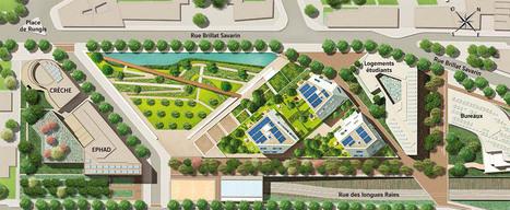 Le premier écoquartier parisien va être livré à Rungis   Urba   Scoop.it