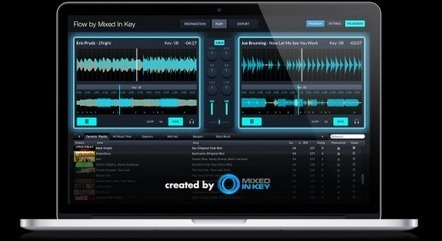 Mixed In Key Flow DJ Software Launched: Try It For Free! | DJing | Scoop.it