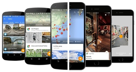 Introducing the new Street View app from Google Maps | Real Estate Plus+ Daily News | Scoop.it