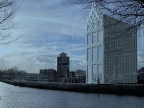 Dutch Studio Plans to 3D Print Canal House | 3D Printing | Scoop.it