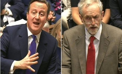Cameron gets confused at PMQs and accidentally attacks his own Tory ideology | The Canary | Welfare, Disability, Politics and People's Right's | Scoop.it