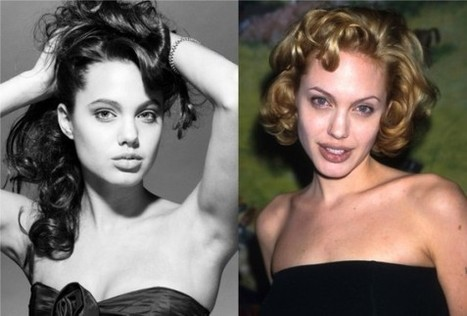 Celebrity Faces Ruined By Time | Celebs | Scoop.it