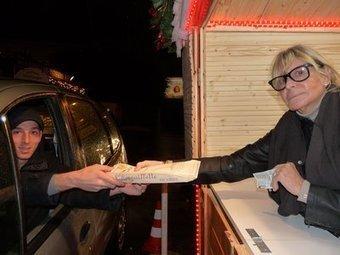"""VIDEO. Le """"Drive baguette"""" est né à Cannes - Nice-Matin   6ème Forum végétable : DRIVE : le circuit anti-crise ?   Scoop.it"""