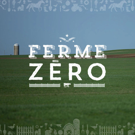 FERME ZÉRO - ONF/interactif – Office national du film du Canada | Nouvelles narrations | Scoop.it