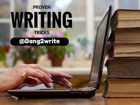 14 Proven Writing Tricks From Genius Writers by @AlyceFabel | Communication for Scientists | Scoop.it