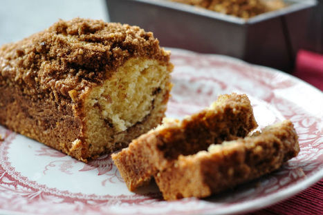 Buttermilk Cinnamon Coffee Cake Recipe | Letitia's Foodie Nation | Scoop.it
