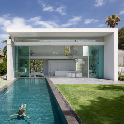 Houses with retractable walls slideshow   Art   Scoop.it