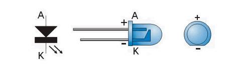 Cómo conectar un diodo LED | tecno4 | Scoop.it