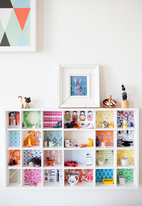 Les autocollants à motifs sont parfaits pour vitaminer sa déco | Stickerzlab, des astuces et des idées déco pour tous | décoration & déco | Scoop.it