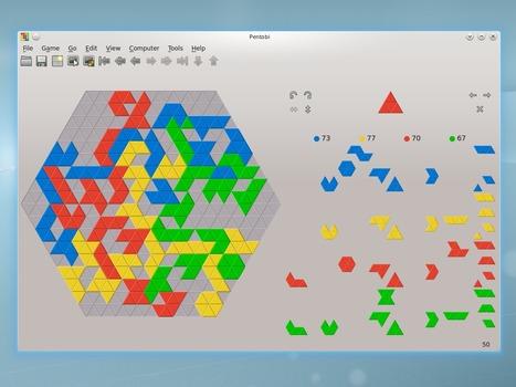 Pentobi | Abstract Board Games | Scoop.it