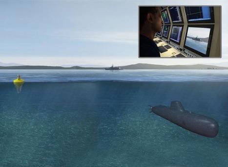 EURONAVAL 2014 : DCNS présente une bouée multifonctions pour sous-marins   Veille Domaine Naval   Scoop.it