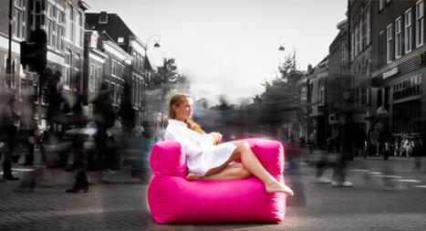 Gebruik opblaasbare zitzak voor Ultimate Comfort en Style | Zitzak Bedrukken & Opblaasbare Bank | Scoop.it