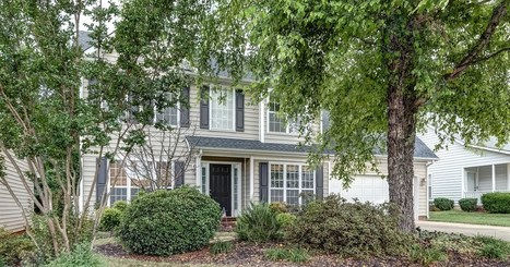 Fabulous Open Floor Plan, 4 Bed/2.5 Bath, Home in Indian Trail! - 4101 Balsam Street, Indian Trail, NC 28079 | Charlotte NC Real Estate | Scoop.it