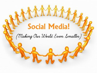Social Media – Making Our World Even Smaller! | Tips And Tricks For Pc, Mobile, Blogging, SEO, Earning online, etc... | Scoop.it