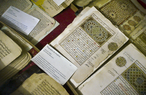 Fighting Threatens Islamic Artifacts In Troubled Timbuktu | Our Black History | Scoop.it