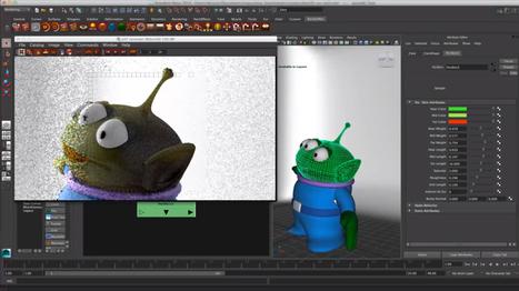 Il désormais possible de créer son propre film d'animation Pixar à la maison | Les outils d'HG Sempai | Scoop.it