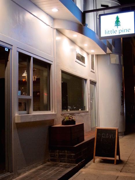 Little Pine Restaurant   Los Angeles Restaurants   Scoop.it