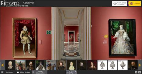 Visita virtual exposición temporal 'El Retrato en las Colecciones Reales. De Juan de Flandes a Antonio López' | #REDXXI | Scoop.it