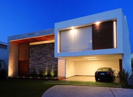 The EV House | Immobilier | Scoop.it