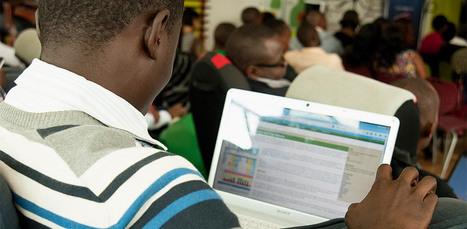 A Nairobi, l'Afrique sort du désert numérique | Digital Savannah | Scoop.it