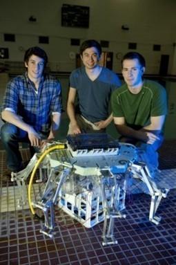 Cyro, el robot que vigila los océanos | MDV 2014 | Scoop.it