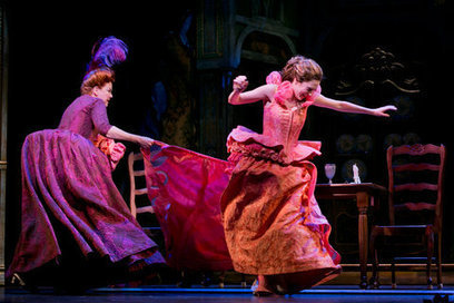 Theater Talkback: Quick-Change Artistry | Music, Theatre, and Dance | Scoop.it