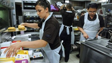 Quand le site de McDonald's conseille à ses employés... d'éviter les fast-foods | Comprendre la menace | Scoop.it
