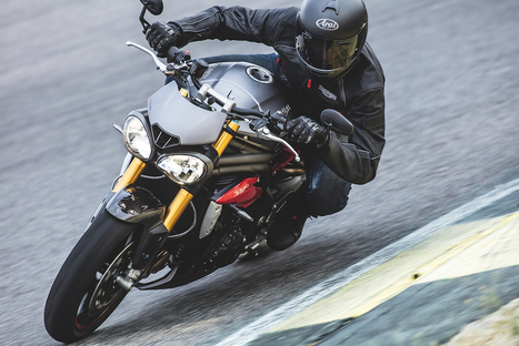 All New Triumph Speed Triple models unveiled | Motorcycle Industry News | Scoop.it