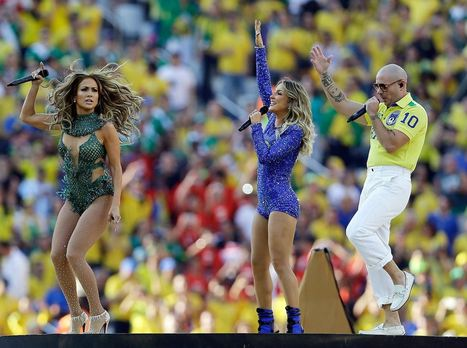 World Cup 2014: Jennifer Lopez fans complain about the sound | World Cup Opening Ceremony sound marred by 'technical issue' | Scoop.it