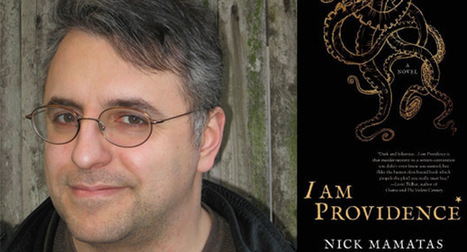 A Conversation with Nick Mamatas About Lovecraft's Legacy, Writing Conventions, and His New Novel 'I Am Providence' | Gothic Literature | Scoop.it