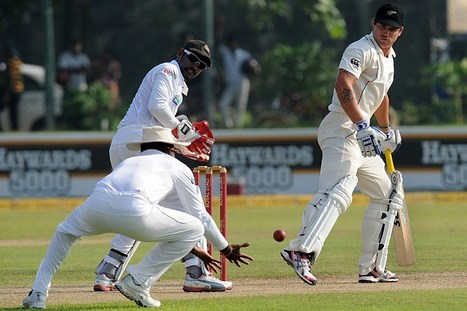 Defeated Black Caps labelled 'clueless' | Best of Island Cricket | Scoop.it