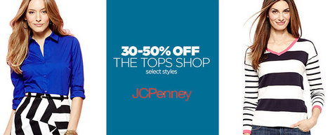 Go on with your tights and tops on a casual endeavor, but choose them at JCPenney | Eavan Trendz Outlook | Scoop.it