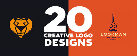 20 Creative Logo Designs for 2015 | Mance Creative - Graphic and Website Design | Scoop.it
