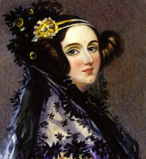 Ada Lovelace, la primera mujer programadora, cumpliría hoy 200 años | Tecnología | EL MUNDO | Científicos: biología, medicina, química, geología | Scoop.it
