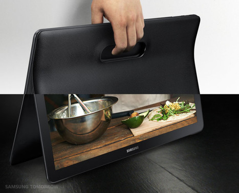 Verizon launches 18.4-inch Samsung Galaxy View for $599.99, four months after announcement   Tablets POS Retail Self-Service   Scoop.it