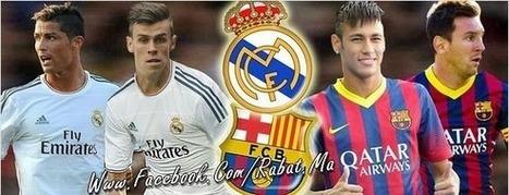 مشاهدة مباراة الكلاسيكو برشلونة وريال مدريد اون لاين اليوم - El clasico Español Fc Barcelona v Real Madrid | zaki et naimar | Scoop.it