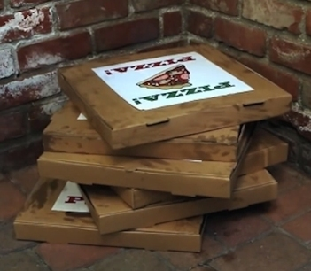 Pizza by Slice the Musical is hunk-a-hunk of burnin' love | PMQ Pizza News | Pizza Recipes | Scoop.it