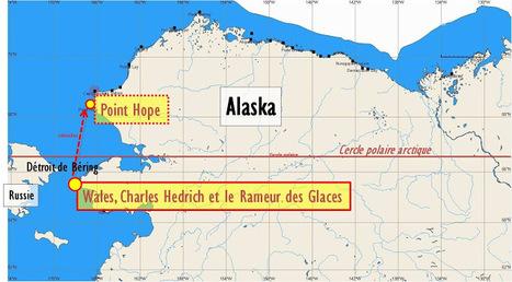 Charles Hedrich  Passage du Nord Ouest à la Rame : Le jour J, c'est pour cette nuit ! | Hurtigruten Arctique Antarctique | Scoop.it