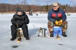 Ice fishing a sport for all ages - Kings County Register/Advertiser   Nova Scotia Fishing   Scoop.it