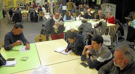 Le débat sur l'alimentation mobilise cent personnes   Le lycée agricole de Caulnes   Scoop.it