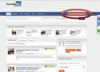 Vendere casa con internet. Come pubblicare annuncio di casa e vendere | ImmobileIN | Scoop.it