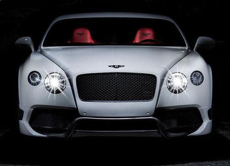Vorsteiner Bentley Continental GT BR10 RS : piquante - SpeedFans | Auto Premium | Scoop.it