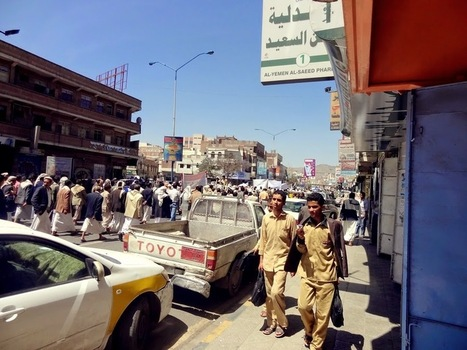 Yemen: Of Fuel Prices And The Daily Demonstrations | Out Of Hadhramout | Scoop.it