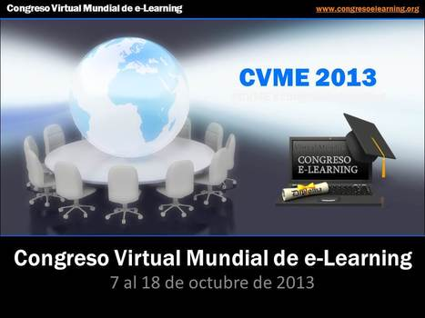 Conferencia de apertura CVME 2013 | aprendizaje mixto | Scoop.it