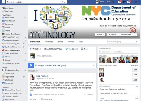 Social Media Becomes Key to Forming An Educator Learning Community | Teaching and Professional Development | Scoop.it
