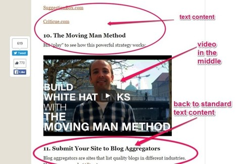 How To Improve Your Blog's SEO By Keeping Visitors Longer | Surviving Social Chaos | Scoop.it
