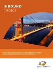Inbound Choice Insurance - Inbound Choice Travel Medical Insurance Coverage for Visitors to USA | Visitors health insurance | Scoop.it