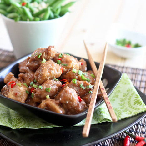 General Tso's Chicken - Paleo Style | The Man With The Golden Tongs Goes All Out On Health | Scoop.it