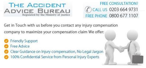 How Can You Find A Convenient Accident Claim Law Firm? | The Accident Advice Bureau | Scoop.it
